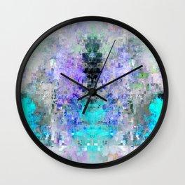 glitch cloud 10. Wall Clock