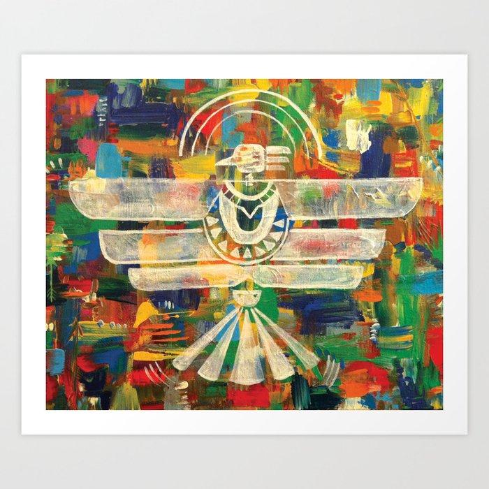 Got Spirit? Art Print