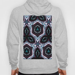Absent Thought Abstract Hoody