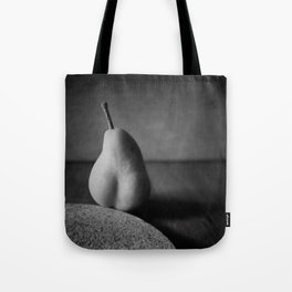 Pear-Shaped Nude Tote Bag