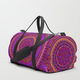 Hippie mandala 43 Duffle Bag