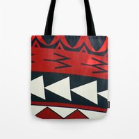 new zealand Tote Bags featuring NEW ZEALAND by K. Ybarra/FotoHAUS