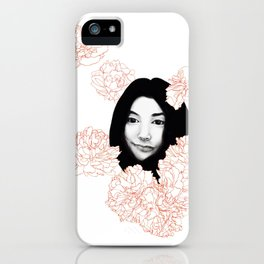 Imagine Yoko iPhone Case