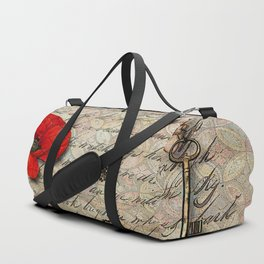 The Letter Duffle Bag
