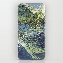 Ebb and Flow Ocean Waves iPhone Skin