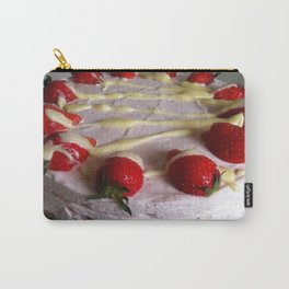 Sumptuous Strawberry Sweet Carry-All Pouch