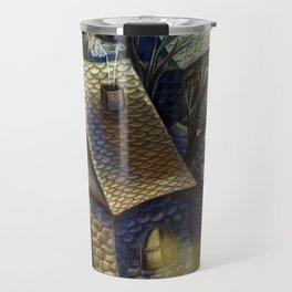 Fairy-tale city Travel Mug