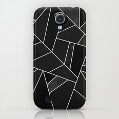 Black Stone Slim Case Galaxy S4