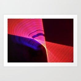 HI LIGHT I Art Print