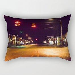 Empty town Rectangular Pillow