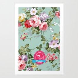 Merel's Case 1 Art Print