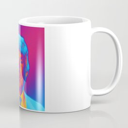 Pop Art President Trump Coffee Mug