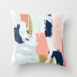 Beneath the Surface 2 Throw Pillow