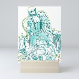 Ghost in the Shell 03 Mini Art Print