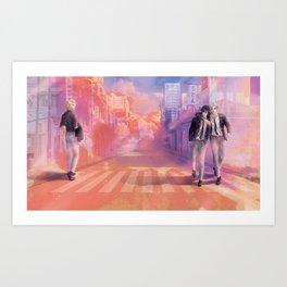 Shinigami Art Print