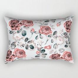 flowers pattern 3a Rectangular Pillow