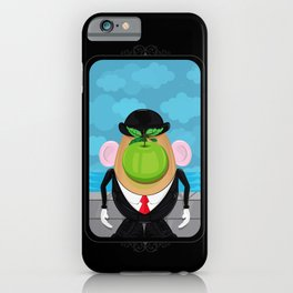 Son of the tuber  iPhone Case
