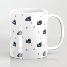 Night Pond Coffee Mug
