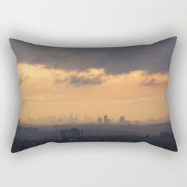 City Sky. Rectangular Pillow