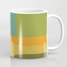 Abstract Geometry No. 14 Coffee Mug