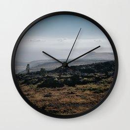 Hawaii Hills Wall Clock