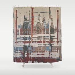 Waterlogged Shower Curtain