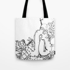 variola minor Tote Bag