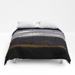 Hazy Outlook Comforters