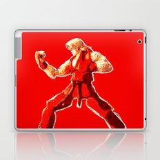 Street Fighter II - Ken Laptop & iPad Skin
