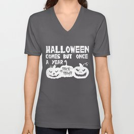 Its the Most Wonderful Time of the Year Unisex V-Neck