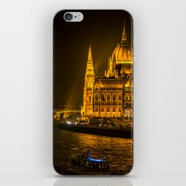 Hungarian Parliament Building iPhone Skin