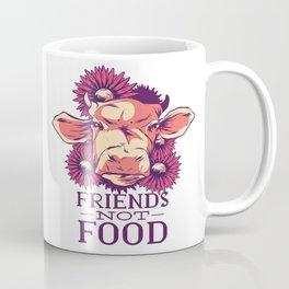 friendship with cows Coffee Mug