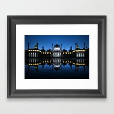 1001 Nights Framed Art Print