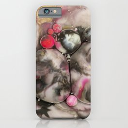 Bubbles Art Gila iPhone Case