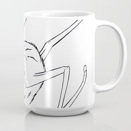 Stilted Deer Coffee Mug