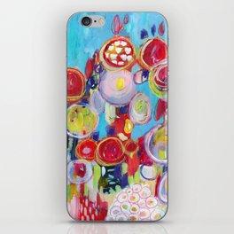 Garden Party iPhone Skin