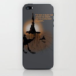 Roland's Quest iPhone Skin