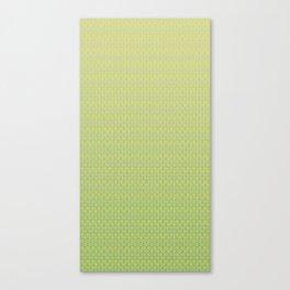 Groove Series - F Canvas Print