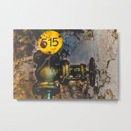 Urbex 515 Metal Print