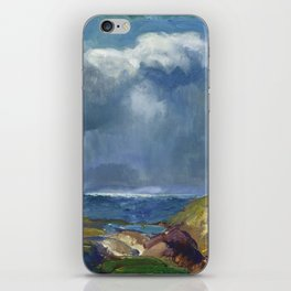"George Wesley Bellows ""The Coming Storm"" iPhone Skin"