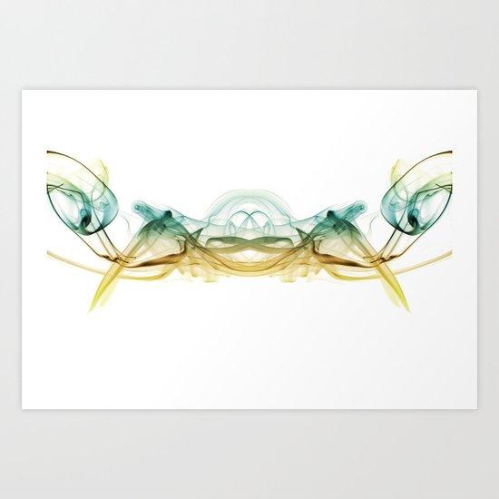The Crab 2 Art Print