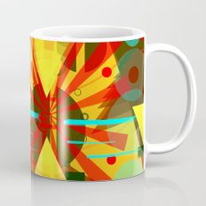 The emergence of the sun Mug