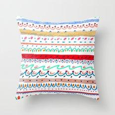 Rad pattern, cool pattern, pattern design, Throw Pillow