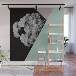 boquet too Wall Mural