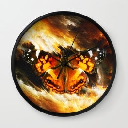 The nectar of the universe Wall Clock