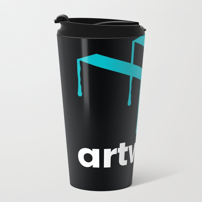 Long Beach Art Walk Travel Mug