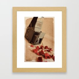 Passionately Love Vintage  Framed Art Print