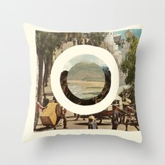Worldview Throw Pillow