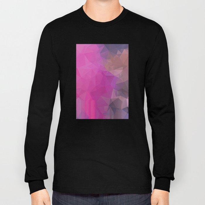 Geometric NC 01 Long Sleeve T-shirt