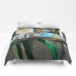 Colorful Faucet Comforters